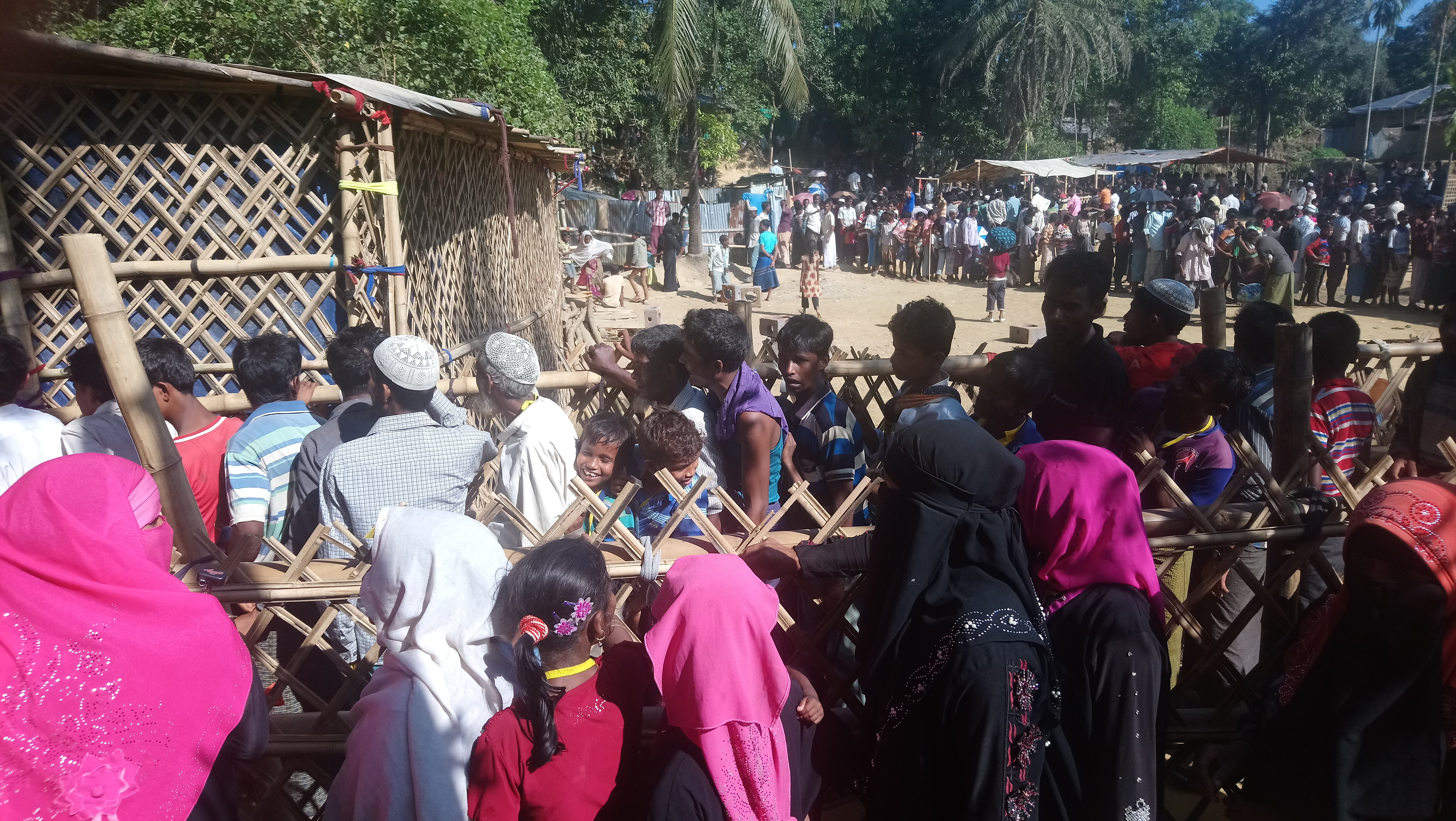 06 In the Rohingya Refugee Camps, Cox's Bazar, Bangladesh