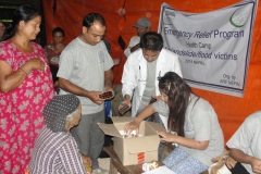 25 Health Camp for people affected by the Earthquake Nepal 2014