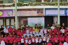 Educational material supports in Bangkok, Thailand