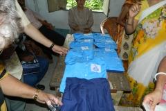 Preparing for uniform distribution in Kolkata, India