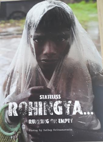 Book Cover: Stateless Rohingya…Running or Empty